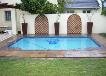 Sparrow Pools completed pool - Sundance Terrace