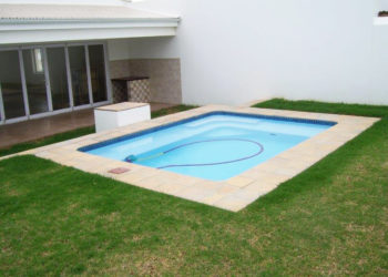 Sparrow Pools completed pool